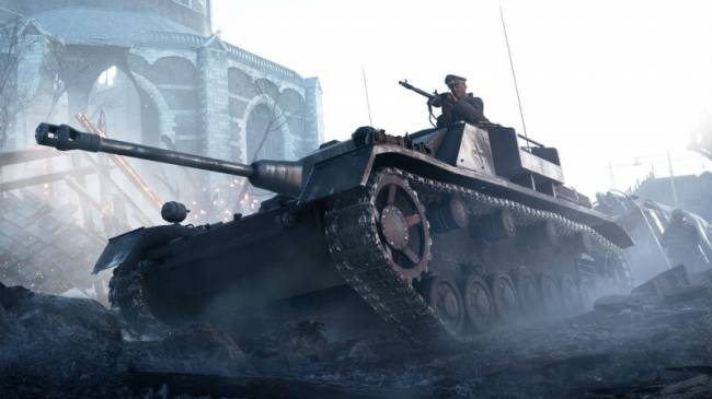 Battlefield V Update Adds New Tank, Tweaks Panzerstorm Map
