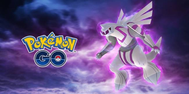 Legendary Dragon Palkia Coming To Pokémon Go Raid Battles