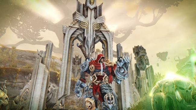 Report: Darksiders Warmastered Edition Coming To Switch