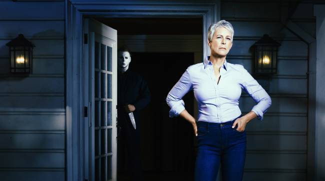 Contest: Win a Blu-ray copy of Halloween