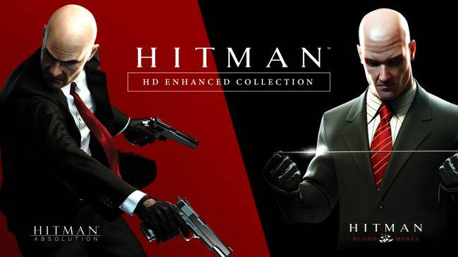 Hitman: Blood Money and Absolution are getting 4K remasters, on console for now