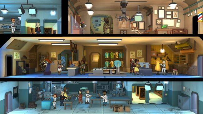 Bethesda settles lawsuit alleging that Westworld ripped off Fallout Shelter