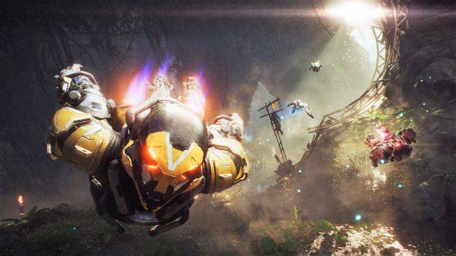 Watch a full Anthem mission in this 15-minute gameplay video