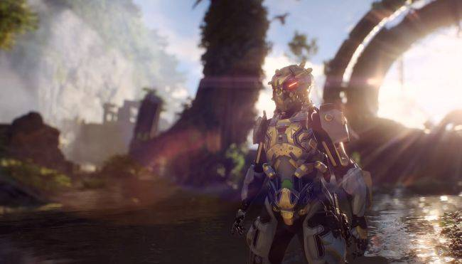 Get a sneak peek at Anthem's latest Javelin in the new trailer