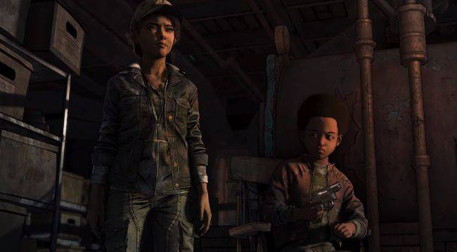 Kids do the craziest things in The Walking Dead: The Final Season's Episode 3 trailer