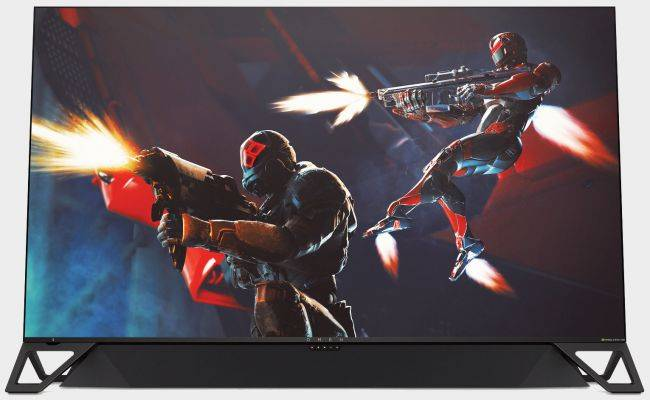 Nvidia's 65-inch big format gaming displays will start arriving in February