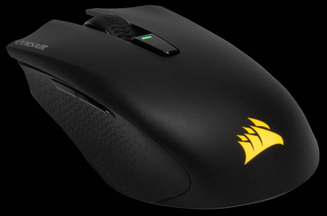 Corsair announces a new affordable wireless gaming mouse at CES