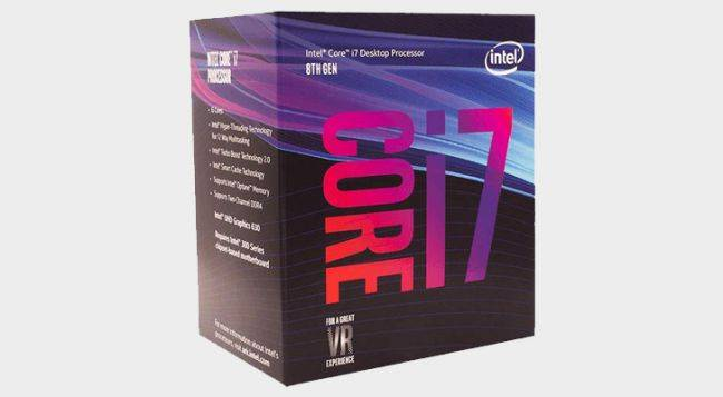 Intel's Core i7-8700 processor is $40 off right now