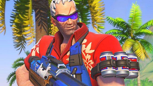 Soldier: 76 revealed as Overwatch's second LGBTQ character