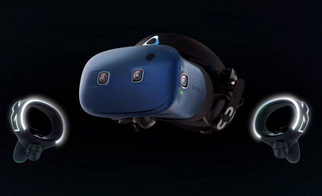 HTC announces lightweight, portable VR headset Vive Cosmos
