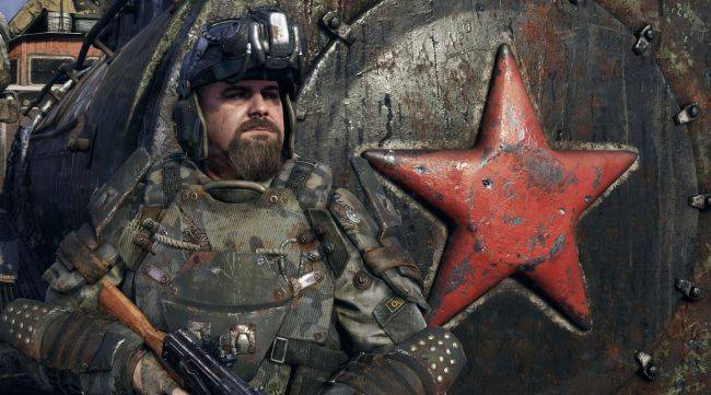 Metro Exodus will launch with a built-in photo mode