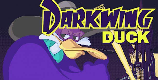 The studio behind Sonic Mania wanted to make a Darkwing Duck game