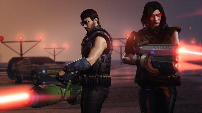 GTA Online gets laser cannons in a new update