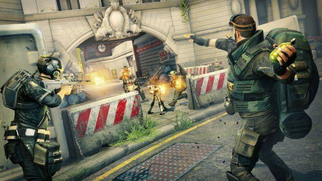Dirty Bomb is going completely free in its last update