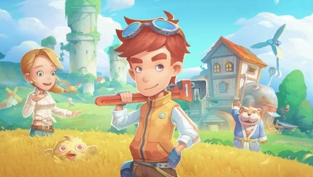 My Time At Portia, the Harvest Moon-inspired farm RPG, leaves Early Access next week