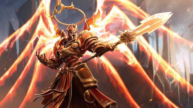 Stab people righteously with Imperius, Heroes of the Storm's new hero