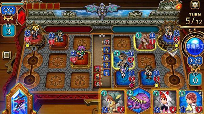 Final Fantasy Digital Card Game announced for PC, but so far only in Japan