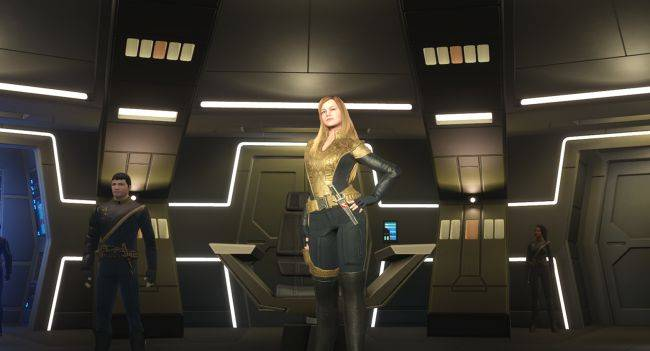 Star Trek Online's new update reveals the fate of Discovery's Captain Killy