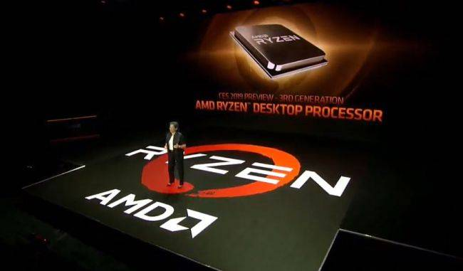 AMD teases third-gen Ryzen processor performance ahead of mid-2019 launch