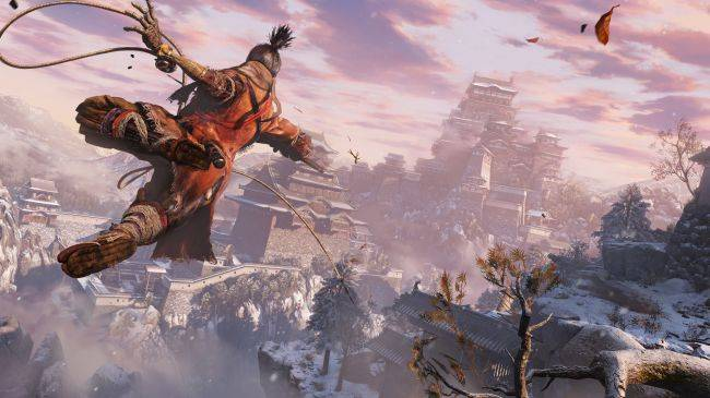 Sekiro: Shadows Die Twice will boast a more open-ended world compared to the Souls series