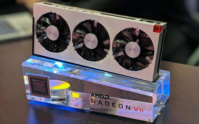 Hands on with the AMD Radeon VII