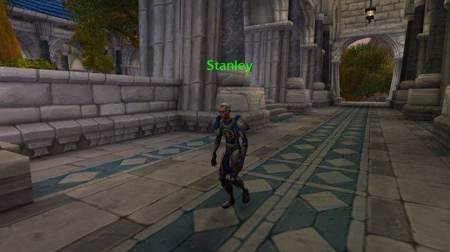 World of Warcraft's Stan Lee tribute gives him a job in Stormwind Keep
