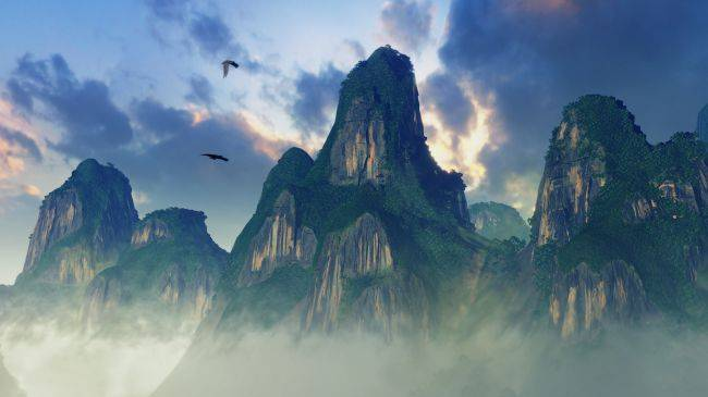 Total War: Three Kingdoms' new trailer takes us on a scenic tour of China