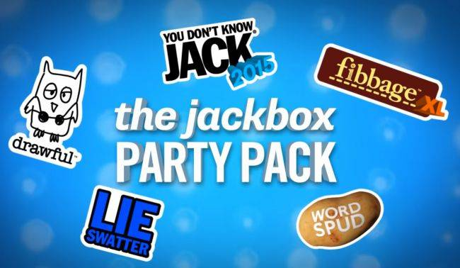 The Jackbox Party Pack is the next free game from the Epic Games Store