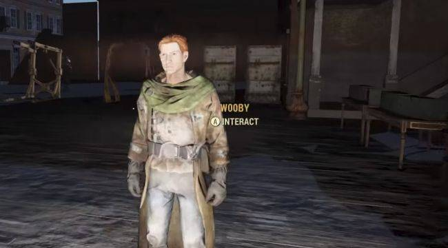 Fallout 76 players find human NPC and unreleased items in secret 'dev room'