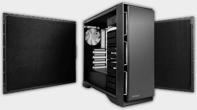 Antec launches another sound dampening case to hush up your PC