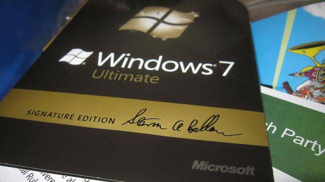 This is the last year Microsoft will dish out free security updates for Windows 7