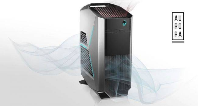 Get this Alienware desktop with a GeForce RTX 2080 for $1,399