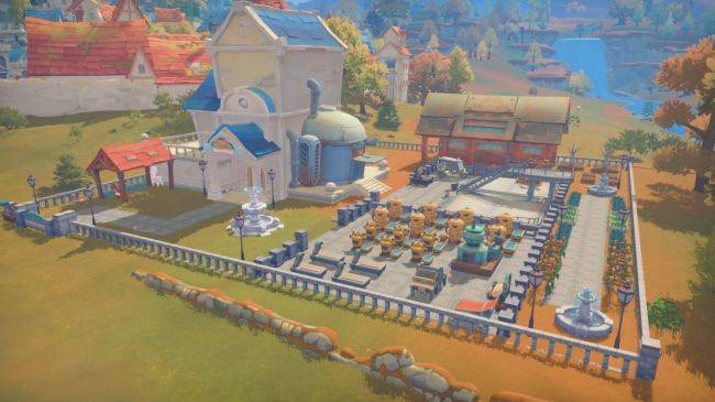 My Time At Portia leaves Early Access with a new trailer