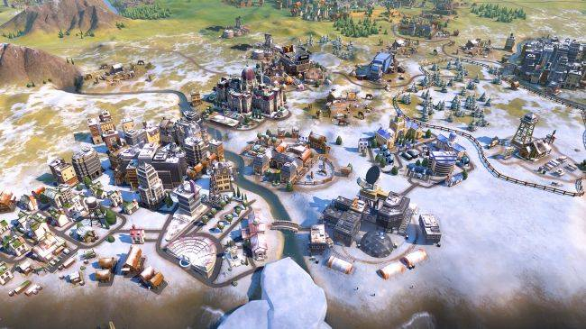 Civilization 6: Gathering Storm's Sweden lets everyone fight over Nobel Prizes