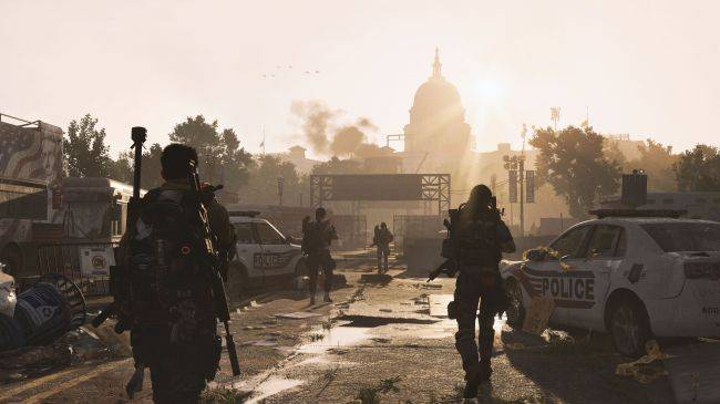 The Division 2 'private beta' will begin in February