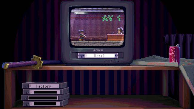 Katana Zero, which is a bit like a sidescrolling Hotline Miami, releases in March