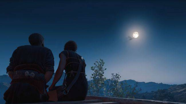 Assassin's Creed Odyssey's latest DLC forces your hero into a heterosexual romance