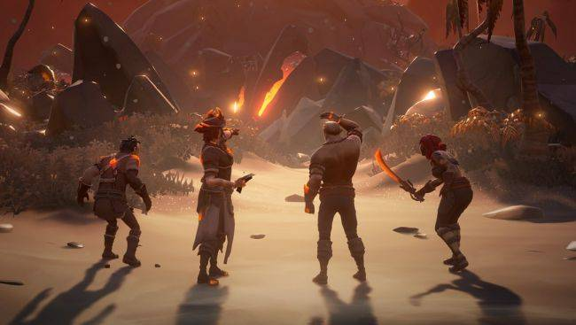 A new Sea of Thieves update will free up space on your hard drive