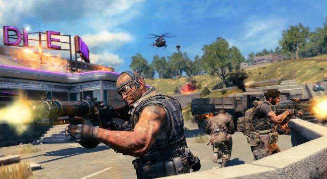 Black Ops 4 Blackout will allow you to respawn, for a limited time