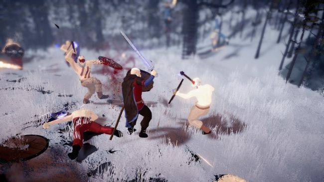Action-adventure Fimbul gets a release date, celebrates with new trailer