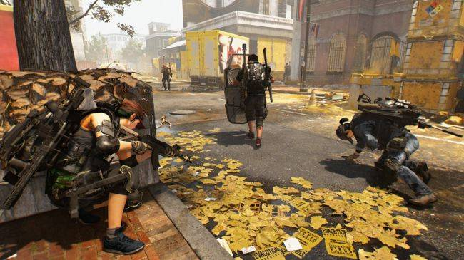 The Division 2 will have three Dark Zones with AI turrets on the doors to