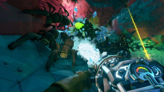 Space dwarf co-op shooter Deep Rock Galactic lays out 2019's new features and updates