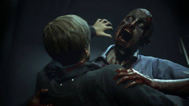 Only 26 percent of players finished the Resident Evil 2 Remake demo