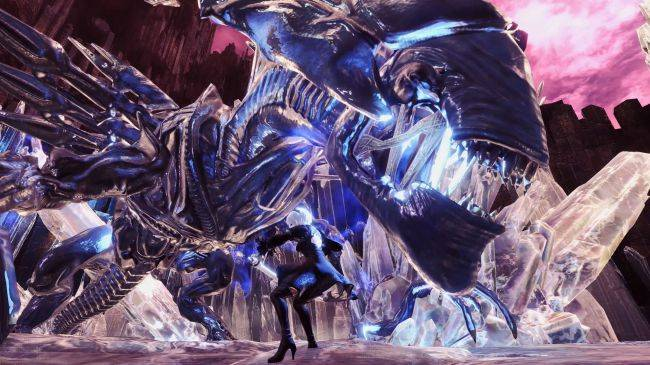 Fight the Alien queen in this Monster Hunter: World mod