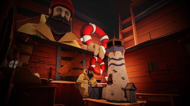 A Fisherman's Tale is a VR game where you break reality, out today