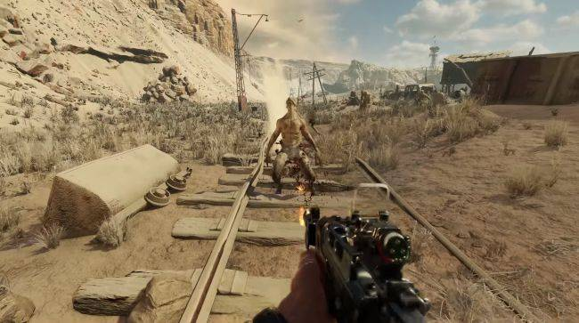 Metro Exodus shows off its very loud, very customisable guns in a new trailer