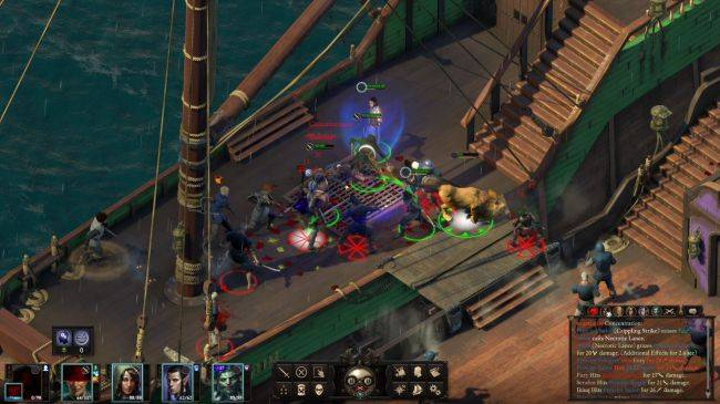 Pillars of Eternity 2: Deadfire is getting turn-based combat later this week