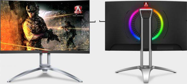 AOC launches 165Hz G-Sync and 144Hz FreeSync HDR monitors starting at $499