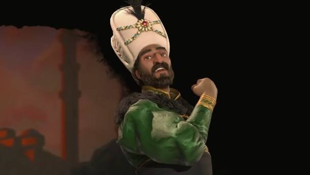 Suleiman and the Ottomans bring warlike ways to Civilization 6: Gathering Storm