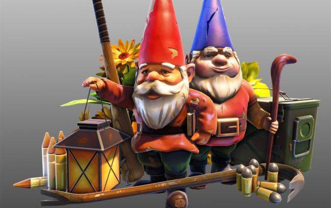 Where to find Fortnite's chilly gnomes